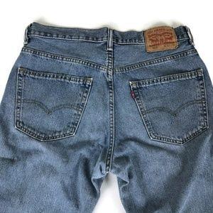 Levi's 550 Jeans Denim Size 32x30 Men's